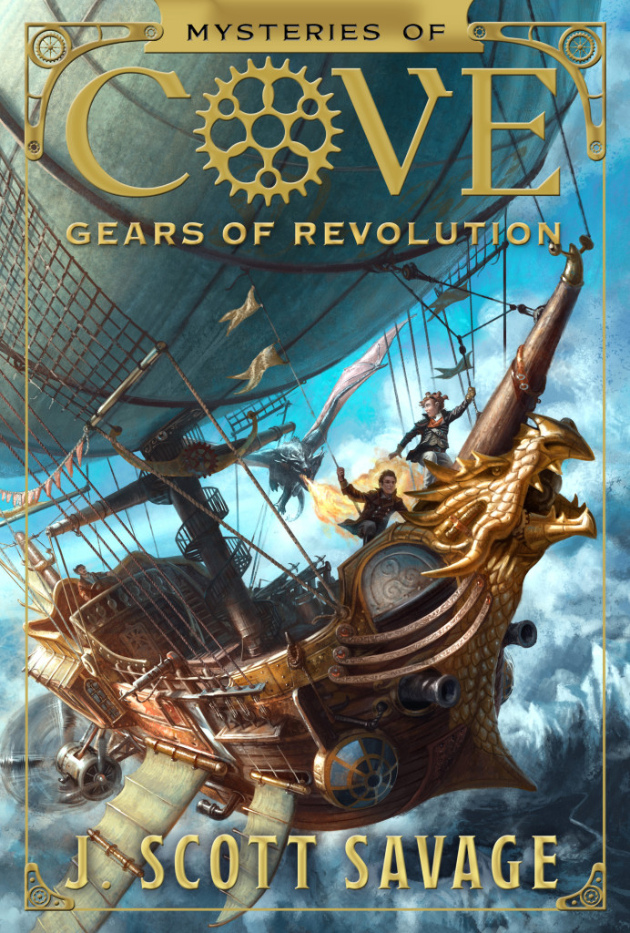Gears of Revolution cover